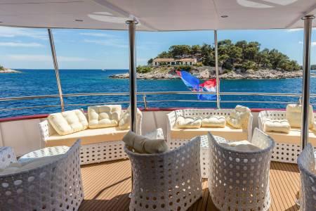 Adriatic Queen - Lounge Deck