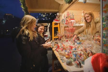 Bled Christmas Market