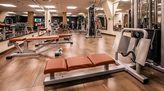 Continental-Hotel-Gym