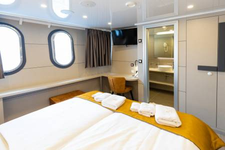 MS Freedom - Double Cabin
