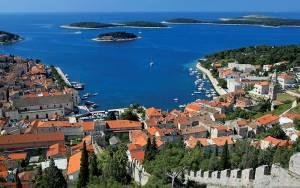 Beautiful Hvar-Croatia