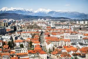 Ljubljana city