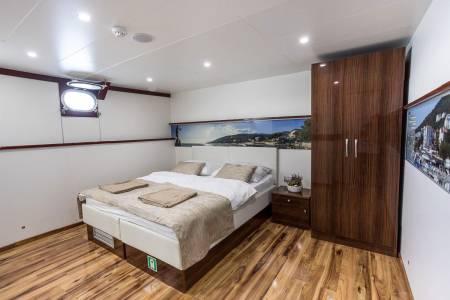 MS Stella Maris - Double Cabin