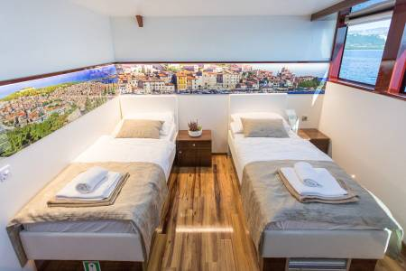 MS Stella Maris - Twin Cabin