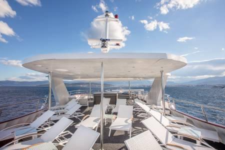 M/S Adriatic Queen - Sun Deck