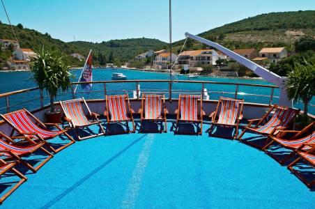 MS Afrodita - Sun Deck