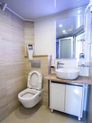 MS Desire - Restroom