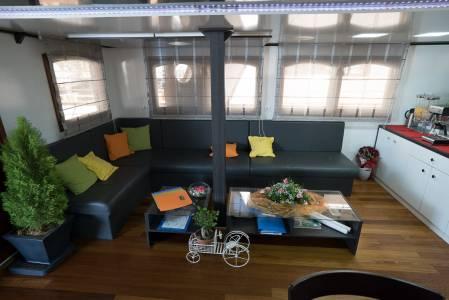 MS Kleopatra - Lounge Area
