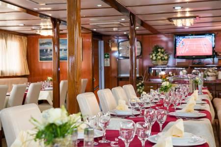 MS Princess Aloha - Restaurant