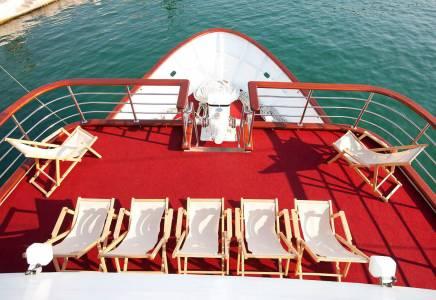 MS Princess Aloha - Sun Deck