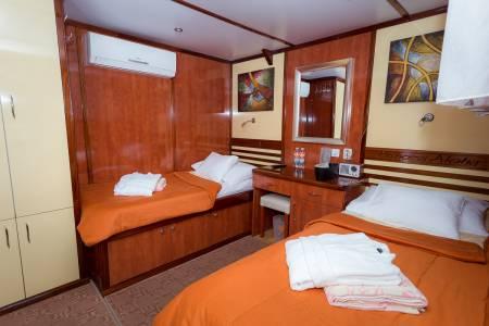 MS Princess Aloha - Twin Room