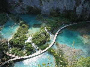 Plitvice Lakes Walking Tour