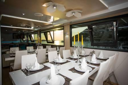 M/S Prestige - Restaurant
