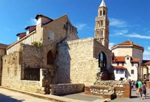 St. Dominus Cathedral in Split