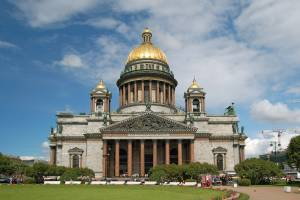 St. Petersburg - Saint Isaac's Cathedral
