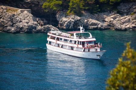 Small Cruise Ship - Princess Aloha