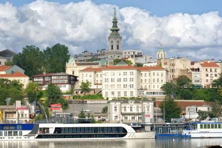 Belgrade Old Town, Serbia