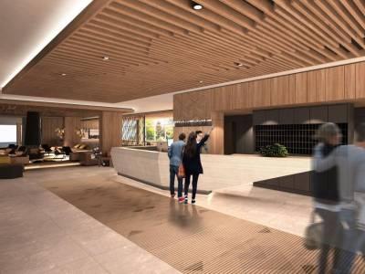 Rikli Balance Hotel Reception