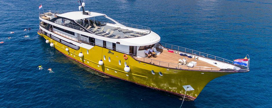 Adriatic Cruise aboard Arca