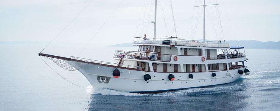 Adriatic Cruise M/S Eden