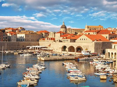 Croatia Slovenia and Italy Escorted Tour