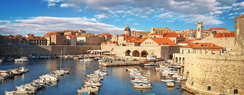 Croatia, Slovenia and Italy Escorted Tour