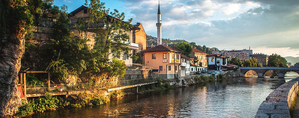 Escorted Tour from Bosnia to Croatia and Slovenia