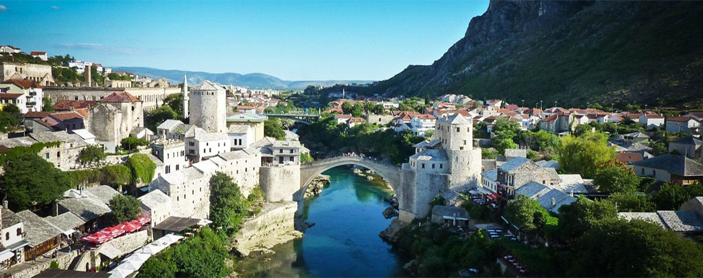 Croatia, Bosnia, Slovenia and Italy Tour