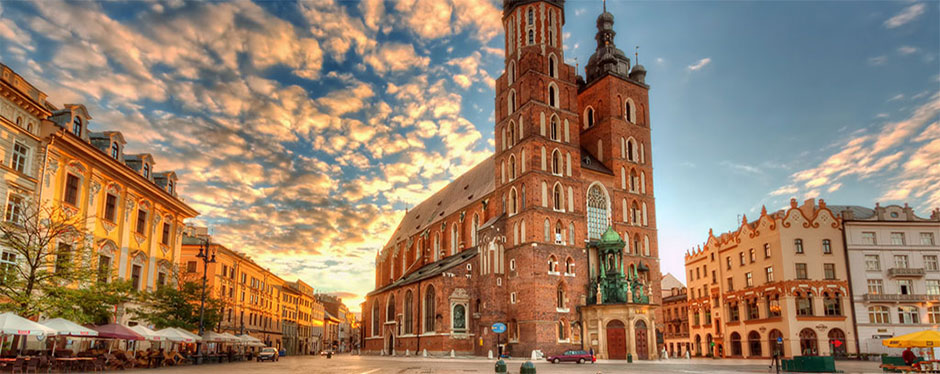 Warsaw to Vienna 9-day Escorted Tour