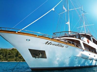 Adriatic Cruise aboard Afrodita Small Cruise Ship