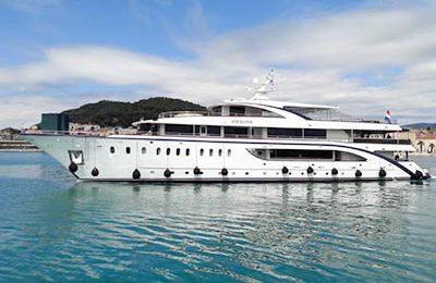 A150 Adriatic Cruise M/S Desire & M/S Arca Fiumana