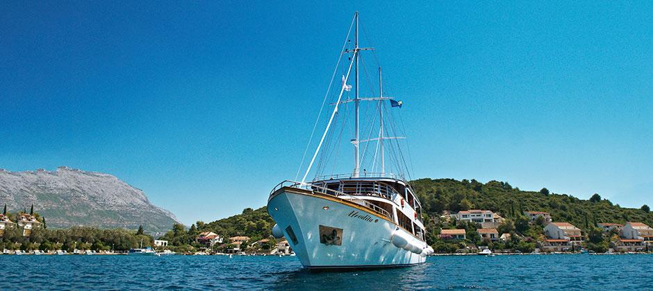 Adriatic Cruise M/S Afrodita