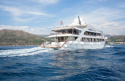 K221 Adriatic Cruise Croatia and Italy