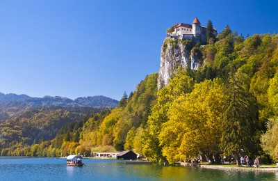 Bled Castle - Slovenia at its Best Tour