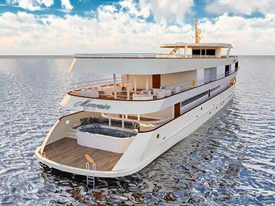 K205DZ Adriatic Cruise aboard Premier small ship