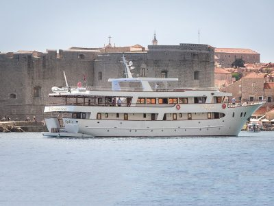A110 Adriatic Cruise MS Kleopatra