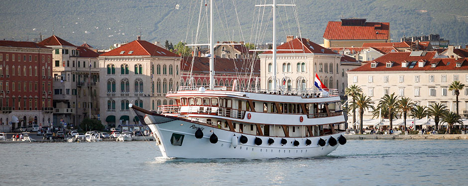 Adriatic Cruise M/S Paradis