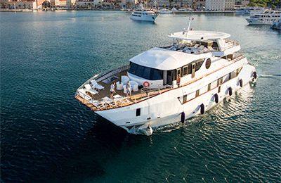 Adriatic Queen Croatia Cruise
