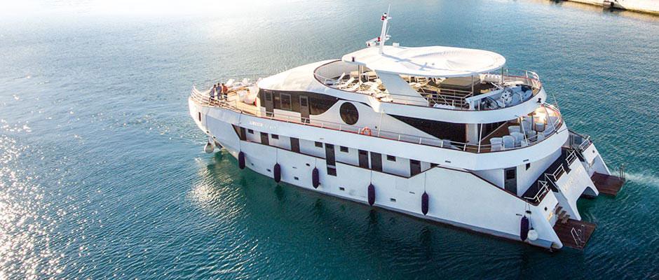 Adriatic Queen Croatia cruises