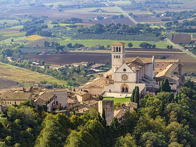 Special Retreat to Assisi Italy 2019