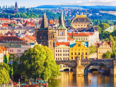 K908 Prague to Budapest Escorted Tour