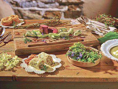K552 - Food & Ski Tour in Slovenia