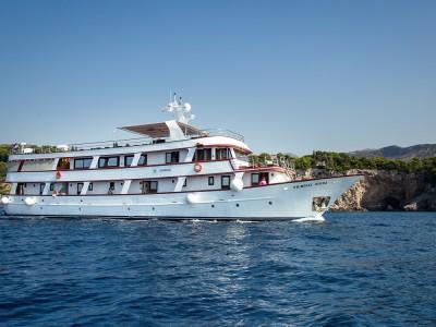 Adriatic Cruise aboard M/S Princess Aloha or Romantic Star - K205DZ