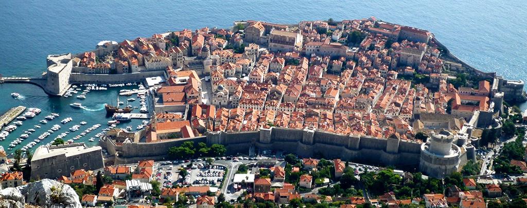 Walking Tour of Old Dubrovnik City