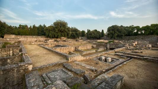 Archaeological Site - Brijuni National Park