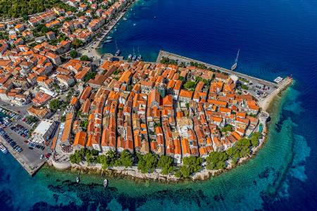 Korcula Old Town