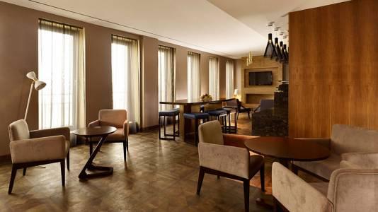 Metropol Palace Belgrade Vip Elytis lounge4