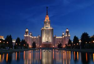 Moscow - Moscow State University