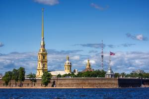 St. Petersburg - The Peter And Paul Fortress