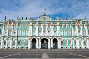 St. Petersburg - Winter Palace (The Hermitage)